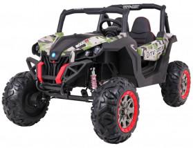 AUTO na akumulator Pojazd elektryczny BUGGY SuperStar 4x4 Moro XMX-603 XMX-603