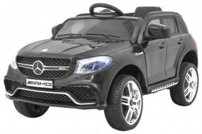 AUTO elektryczne POJAZD NA AKUMULATOR Mercedes AMG GLE 63 CZARNY TR1701