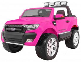 Pojazd AUTO Ford Ranger JEEP NA AKUMULATOR 4x4 MP4 RÓŻOWY DK-F650 DK-F650