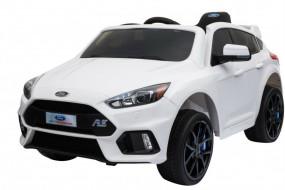 AUTO na akumulator Pojazd elektryczny Ford Focus BIAŁY DK-F777 DK-F777