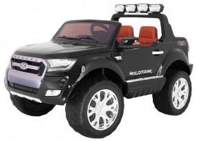 Pojazd AUTO Ford Ranger JEEP NA AKUMULATOR 4x4 MP4 LAKIEROWANY CZARNY DK-F650