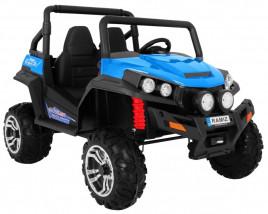 AUTO na akumulator Pojazd elektryczny BUGGY Raptor 4X4 NIEBIESKI S2588 S2588